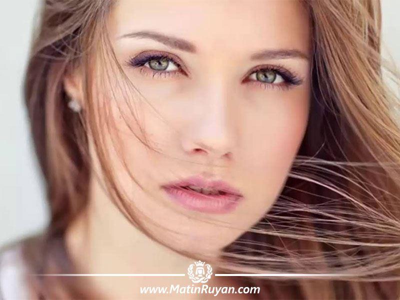 چگونه آرایش پوست مات و طبیعی داشته باشیم؟