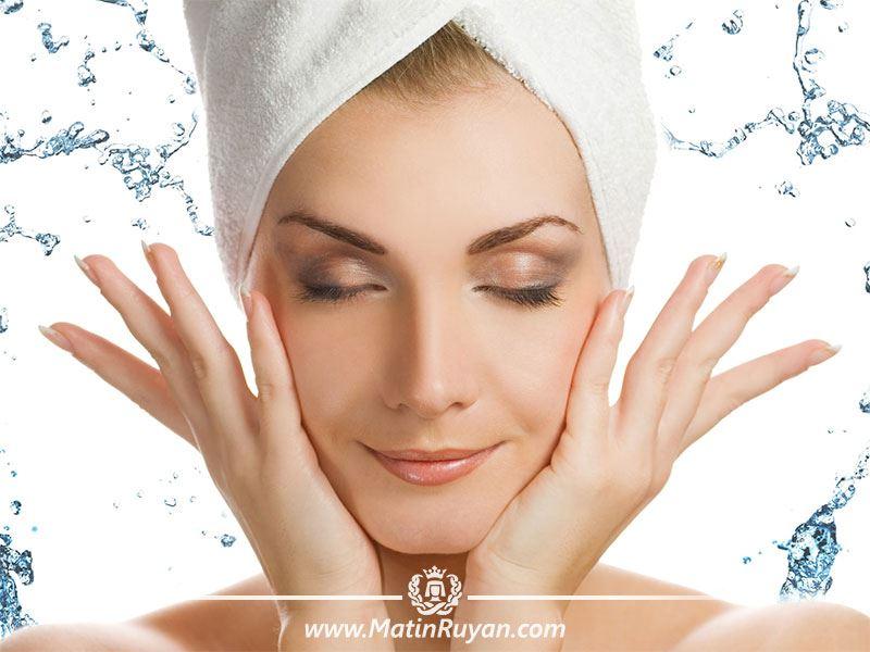 روش صحیح پاک کردن آرایش و جوان ماندن صورت