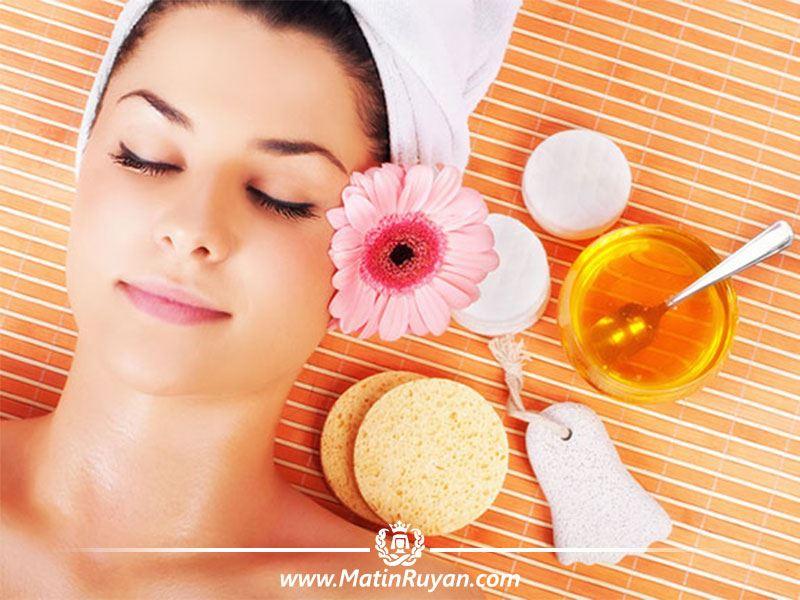 عسل برای پوست صورت و بدن چه خاصیت هایی دارد؟