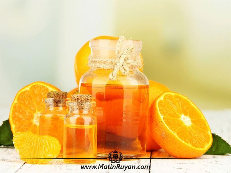 آشنایی با خواص بی نظیر  روغن پرتقال  برای سلامت