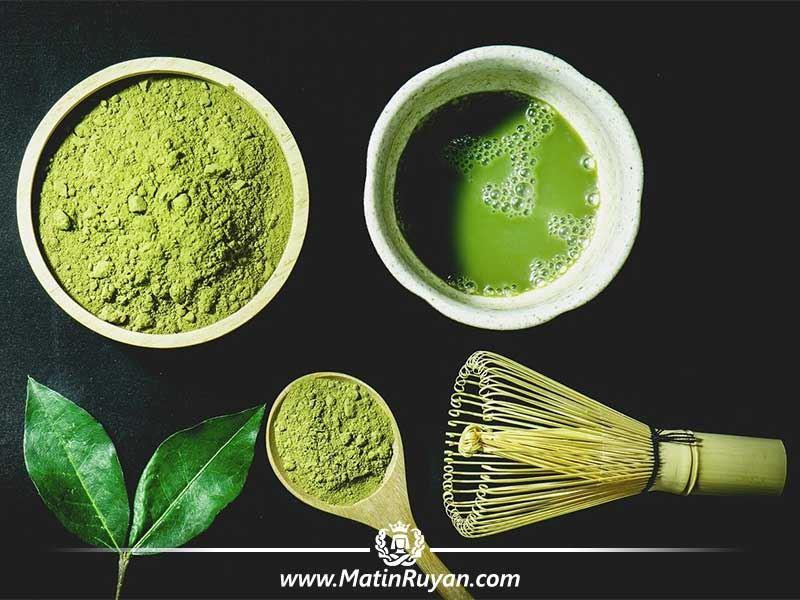 13 خاصیت درمانی محصولات چای ماچا